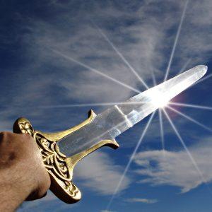 Archangel Michael's Sword of Protection
