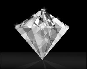 Diamond of God Mercury (Hermes)