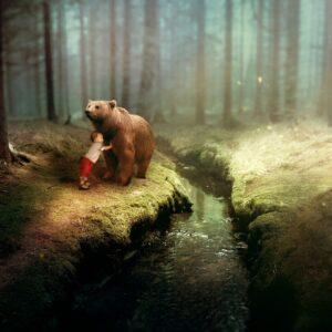 Bear Reiki