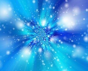 Blue Ray of Archangel Michael